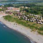 Ada e Bunes, Ada Bojana, Panorama