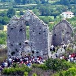 Kalaja e Shasit, Stari grad Sas
