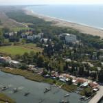 Velika plaza, Plazhi i madh