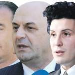 Fatmir Gjeka, Dritan Abazoviq, Nazif Cungu, Koalicioni
