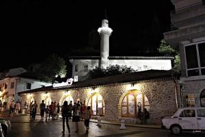 Xhamia e Pazarit, Dzamija