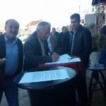 Gezim Ibroci, Peticioni