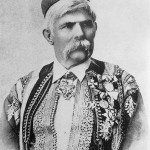 Marko Miljanov, Mark Milani