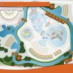 Akva park, Plani 1