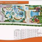 Akva park, Plani kryesor, Ulqin Waterpark