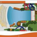 Akva park, plani 5