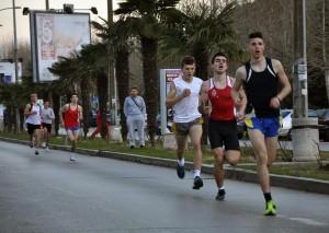 Ulicna trka, Gara e vrapit