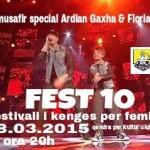 Festivali i kenges per femije