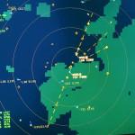 Morski radar, Radar detar