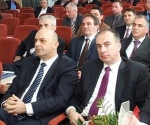 Fatmir-Gjeka, Nazif Cungu