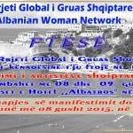 Shefika Gjoni, Rrjeti i grave shqiptare (1)