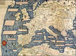 Il mappa mondo