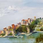 Kalaja e Ulqinit, Piktura