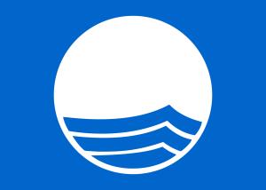 Flamuri i kalter, Plava zastavica, Blue flag