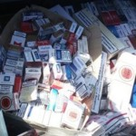 Sekuestrohen cigaret: SKUADRAT MOBILE ZHVILLUAN AKSIONIN NË ULQIN