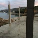 Me rastin e ndërtimit në plazhin Doce: INSPEKTORËT DO TË VIJNË NË VENDNGJARJE
