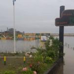 Miami Permbytjet, Poplave
