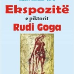 "Ekspozita e Rudi Gogës: FILLOI ""SKENA VERORE – ULQIN 2016"""