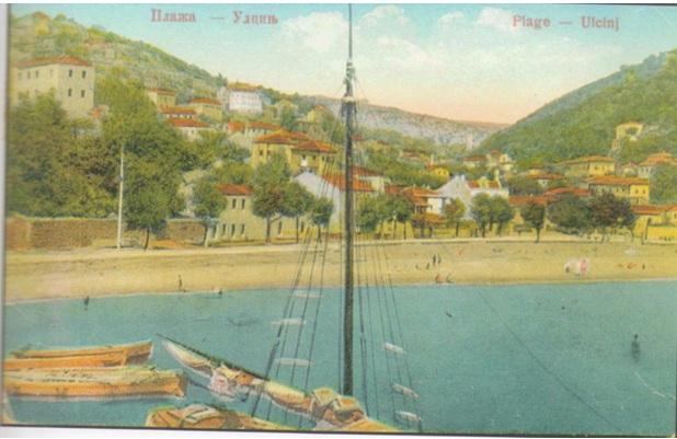 Arkiv, Arhiva, Ulqin 1931, Ulcinj 1931