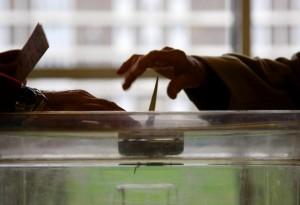 Glasacka kutija, Izbori, Votimet