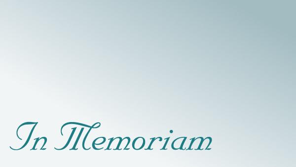 In memoriam: NDËRROI JETË BURHAN-BRUNO ABAZOVIQ