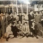 Fotografia e  pjesëmarrësve nga viti 1958
