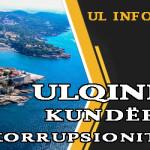 Banner, Projekti, Ulqini kunder korrupsionit