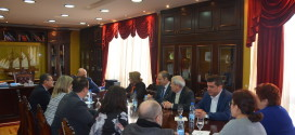 Komuna: Kryetari Cungu pret anëtarët e Komisionit për politikën e jashtme të Republikës së Shqipërise