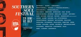 Në plazhin D'Olcinium Kite Surf: SOUTHERN SOUL FESTIVAL 2017
