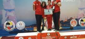 Në Garën ballkanike në Turqi: ARDIAN GORANA FITON MEDALJEN E BRONZTË