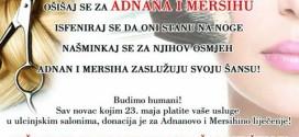 Aksioni: SALLONET E QETHJES MBLODHËN 7.750 EURO PËR ADNANIN DHE MERSIHËN