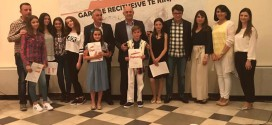 """Fondacioni """"Studenti"""": Rumejsa Kaca, fituese e Garave të recituesve të rinj – Ulqin 2017"""