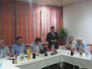 SDP Ulcinj, Naser Resulbegovic