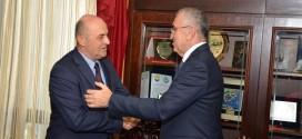 Komuna: TIKA INVESTON 250 MIJË EURO NË LINJËN MODERNE PËR PRODHIMIN E VAJIT TË ULLIRIT