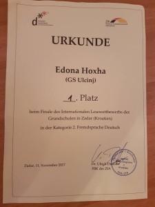Edona Hoxha