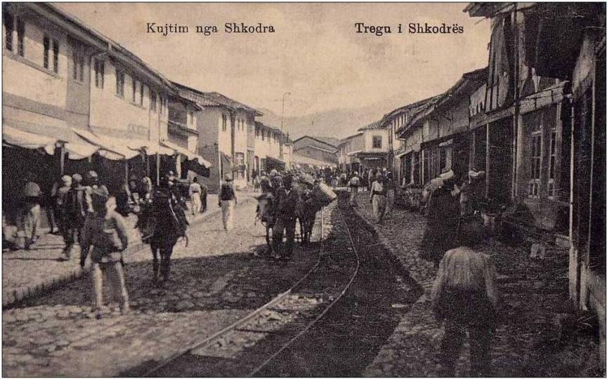Tregu i vjeter ne Shkoder