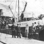 Anija, Brod, Bojana, arkiv, 1939
