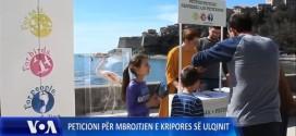 A.Salaj, VOA: Peticion për pronësinë e kripores së Ulqinit