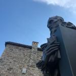 Pallati Venecia: SERVANTESI KTHEHET NË ULQIN