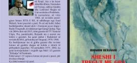 I.Berjashi: Roman mbi keqtrajtimin e gruas së pafat