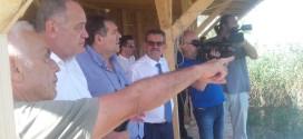 Zëvendëskryeministri në Ulqin: VIZITOI KOMUNËN, SHASIN, BUNËN DHE MALIN E BRISË