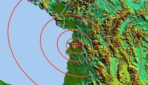 TERMET, Zemljotres