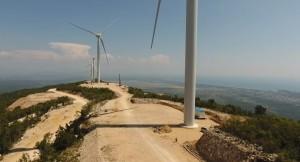 Vjetroelektrana, Centrali me ere, Mozhur, Mozura