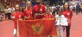 Taekwondo: BISHA, KRAJA DHE KASMI KAMPIONË TË BALLKANIT