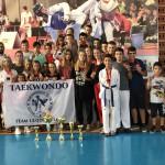 Taekwondo: ULQINI KTHEHET ME DY TROFE NGA TURNEU NË BUDVE