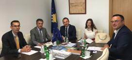 KKSH: NIKA TAKON AMBASADORIN E REPUBLIKËS SË KOSOVËS