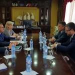 KOMUNA: Në Ulqin qëndroi për vizitë Ambasadori i Republikës së Kosovës
