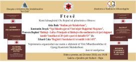 """Viti Mbarëkombëtar i Skënderbeut: """"ART CLUB"""" ORGANIZON PËRURIMIN E LIBRAVE"""