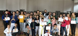 """Taekwondo: ULQINI KLUBI MË I SUKSESSHMI NË """"DURMITOR OPEN 2018"""""""