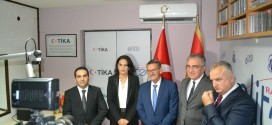 Radio Elita: U inaugurua aparatura e re digjitale, donacion i Agjencisë Turke për Zhvillim dhe Bashkëpunim TIKA.